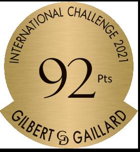 GilbertGaillard92pts