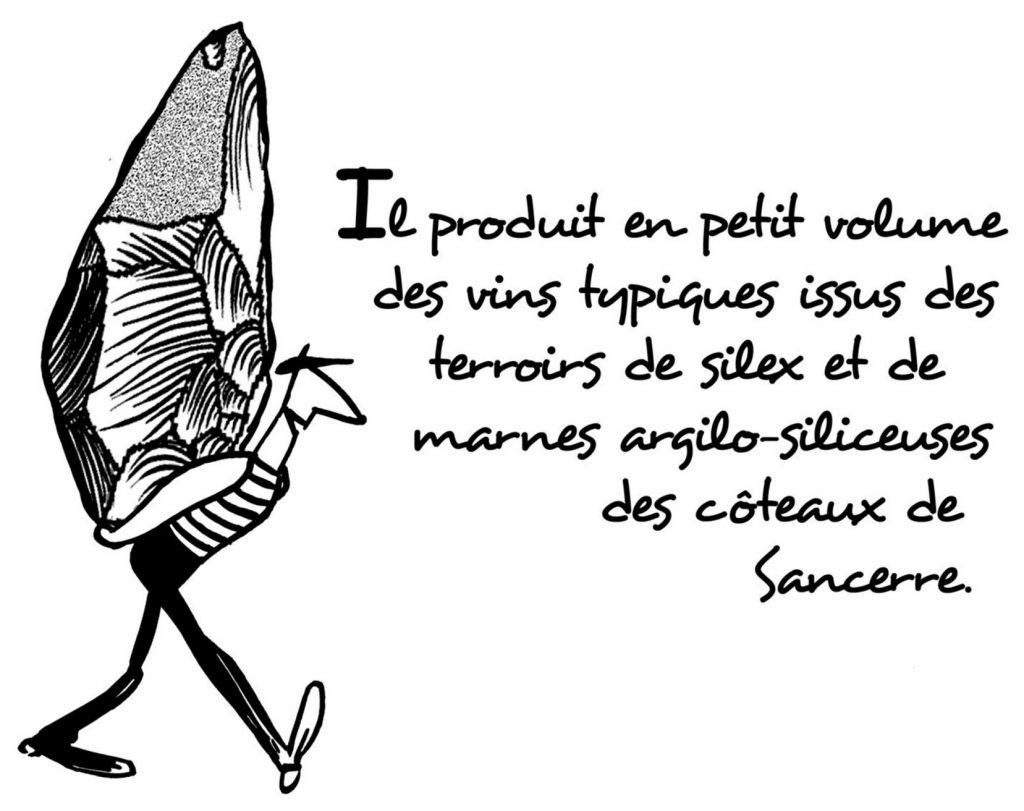 Vincent Grall Sancerre le terroir
