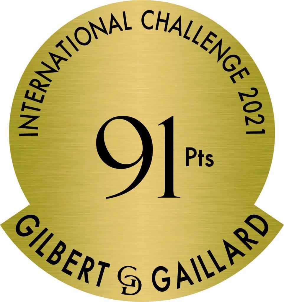 Gilbert&Gaillard- 91 pts